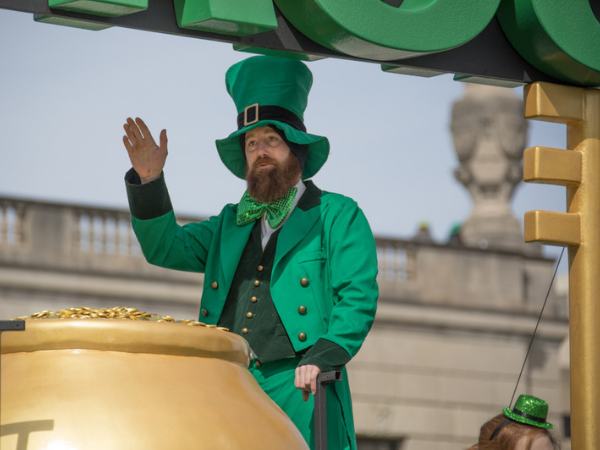 St. Patrick's Day in Indianapolis